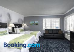 Hotel Hwood - Los Angeles - Phòng ngủ