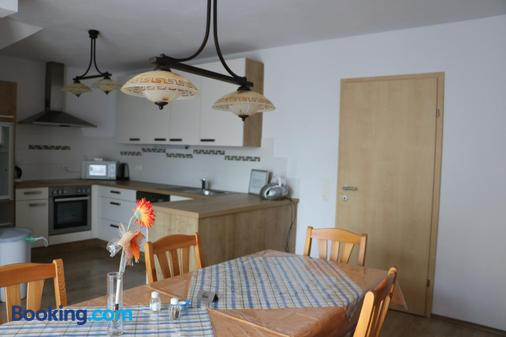 Obermerkenbergerhof - Wilhelmsburg - Dining room