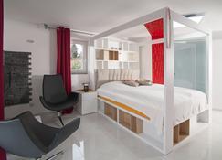 Designpension Idyll Nr. 2 - Wernigerode - Schlafzimmer