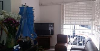 Hotel Victoria Comfort - Bucaramanga - Sala de estar