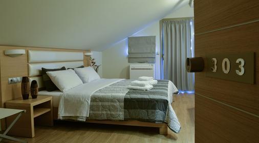 Hotel Epavlis - Катерини - Спальня