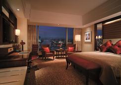 Shangri-La Hotel Ningbo - Ningbo - Schlafzimmer