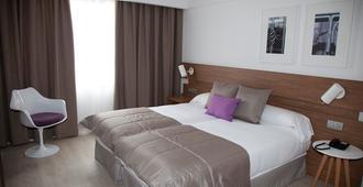 Hotel Gelmírez - Santiago de Compostela - Κρεβατοκάμαρα