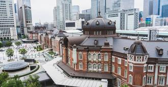 The Tokyo Station Hotel - Tokyo - Outdoor view