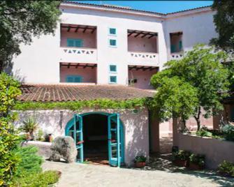 Hotel Scintilla - San Teodoro - Edificio