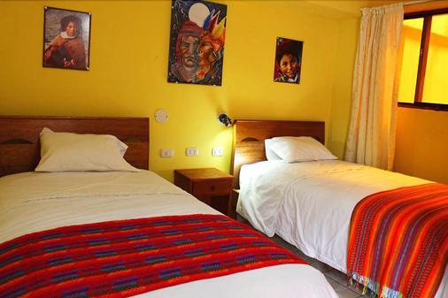 Hotel Inca Sairy Tupac - Yucay - Bedroom