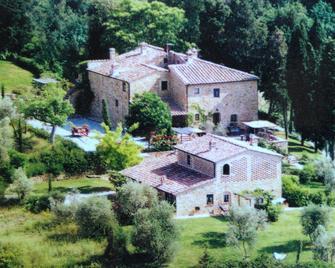 Podere La Casetta - Montaione - Gebouw