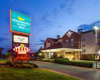 Homewood Suites by Hilton Reading-Wyomissing - Reading - Gebouw