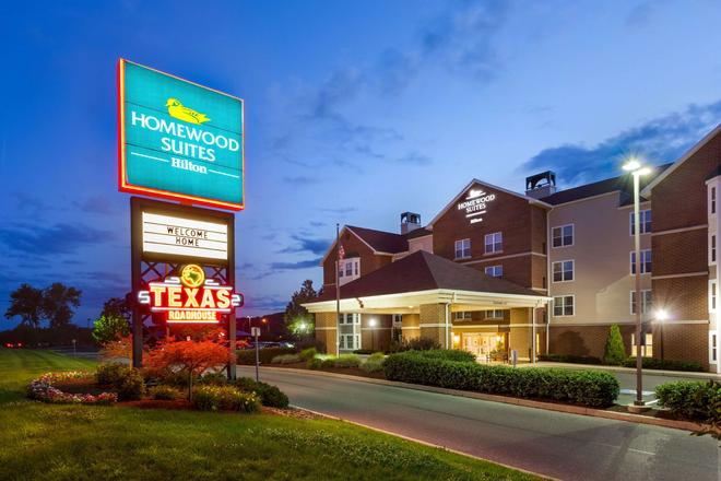 Homewood Suites by Hilton Reading-Wyomissing - Reading - Building