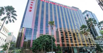 Hotel Grand Central (Sg Clean, Staycation Approved) - Singapore - בניין