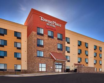 TownePlace Suites by Marriott Dickinson - Dickinson - Building