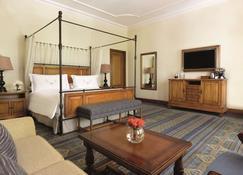 Palacio Nazarenas, A Belmond Hotel, Cusco - Cusco - Bedroom