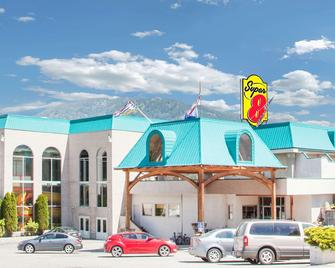Super 8 by Wyndham Castlegar BC - Castlegar - Building