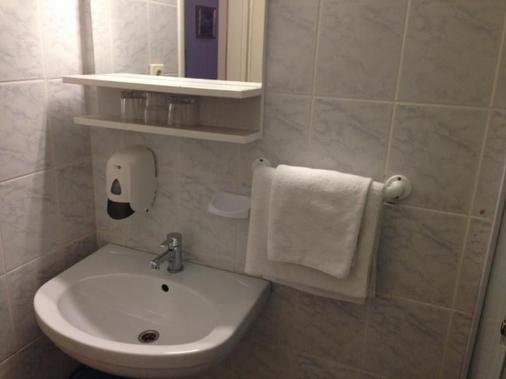 Villa Hotel Kristal - Βουδαπέστη - Μπάνιο