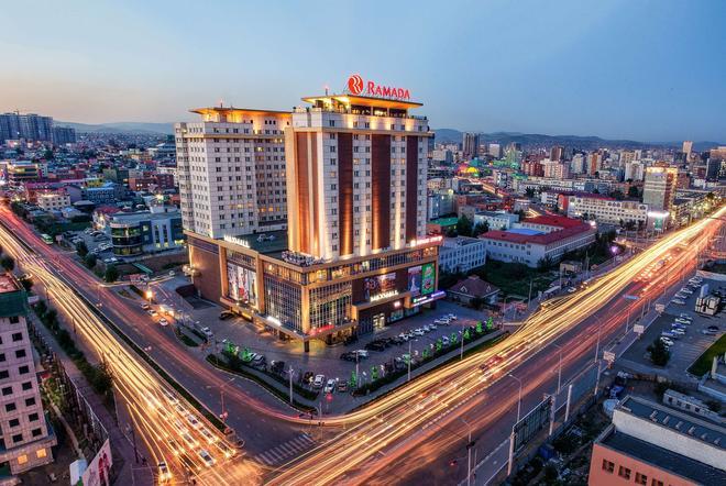Ramada by Wyndham Ulaanbaatar Citycenter - Ulan Bator - Rakennus