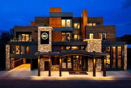 Hotel Jackson - Jackson - Κτίριο
