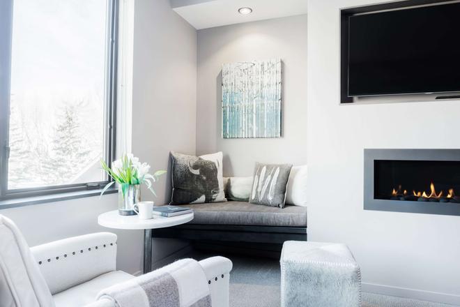 Hotel Jackson - Jackson - Living room