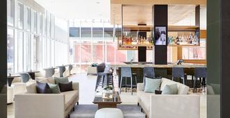 AC Hotel by Marriott Oklahoma City Bricktown - Oklahoma City - Lounge