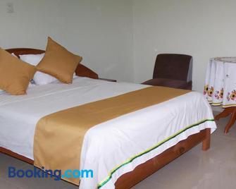 Alojamiento Selva Del Sol II - Rioja - Bedroom