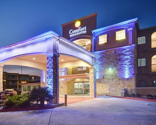 Comfort Inn & Suites Beachfront - Galveston - Building