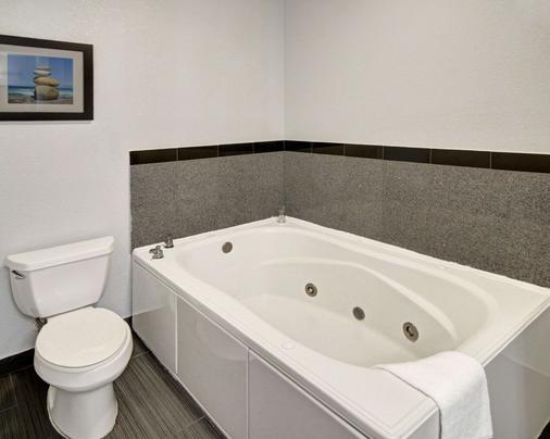 Comfort Inn & Suites Beachfront - Galveston - Bathroom