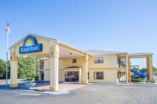 Days Inn by Wyndham Enterprise - Enterprise - Building