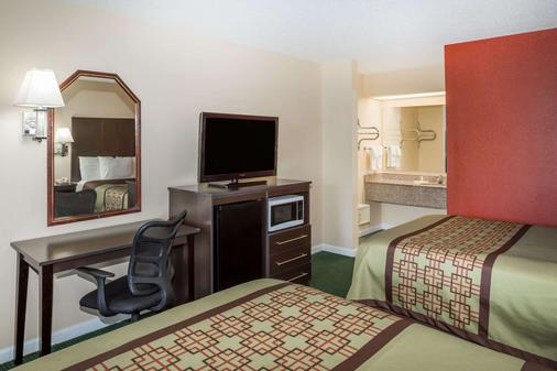 Days Inn by Wyndham Enterprise - Enterprise - Bedroom