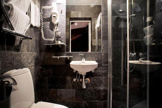 Hotel Hellsten - Estocolmo - Banheiro