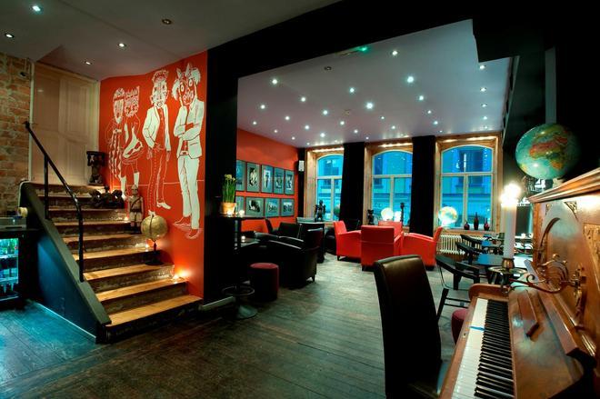 Hotel Hellsten - Estocolmo - Lounge
