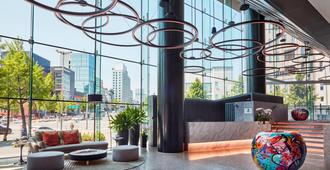 Four Points by Sheraton Seoul, Gangnam - Seul - Ingresso