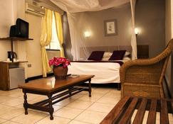 The Lusaka Hotel - Lusaka - Habitación