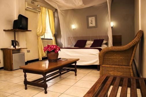The Lusaka Hotel - Lusaka - Bedroom