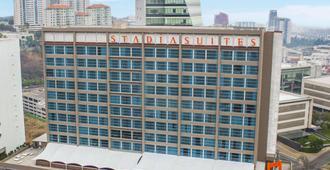 Stadia Suites Santa Fe - Città del Messico - Edificio