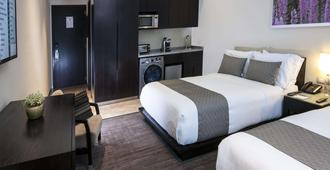 Stadia Suites Santa Fe - מקסיקו סיטי - חדר שינה