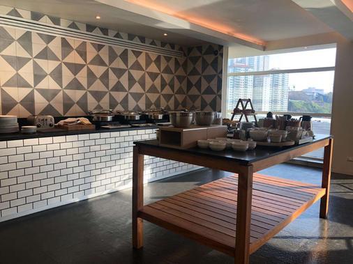Stadia Suites Santa Fe - Mexico City - Bar