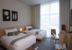 Stadia Suites Santa Fe - Mexico City - Phòng ngủ