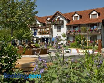 Hotel Garni Thermenoase - Bad Blumau - Building