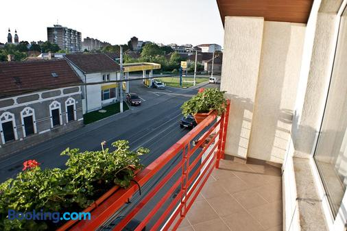 Pensiunea Belanco - Arad - Balcony
