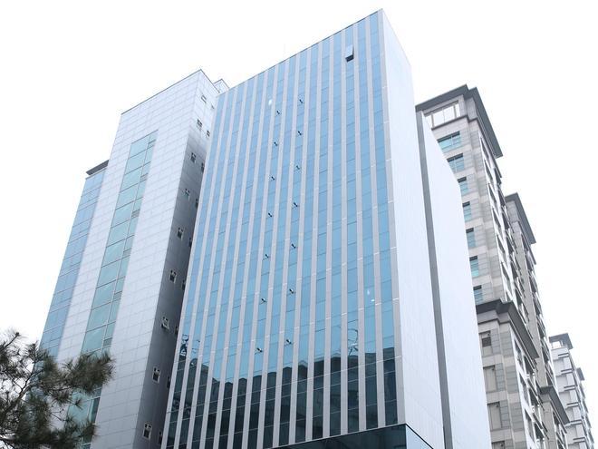 Navi Hotel Residence - Seoul - Toà nhà