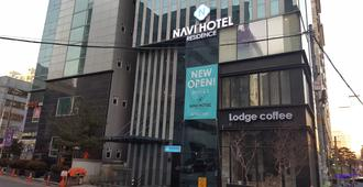 Navi Hotel Residence - Seül - Edifici