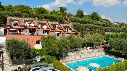 Holidays Residence - Lazise - Outdoor view