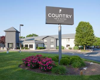 Country Inn & Suites by Radisson, Frederick, MD - Frederick - Building