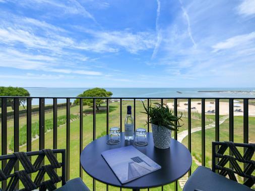 La Grande Terrasse Hôtel & Spa La Rochelle - Mgallery - Châtelaillon-Plage - Balkon