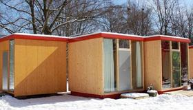 Easy Lodges - Berlim - Vista externa