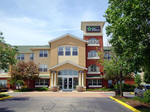 Extended Stay America - Indianapolis - Northwest - I-465 - Indianapolis - Building