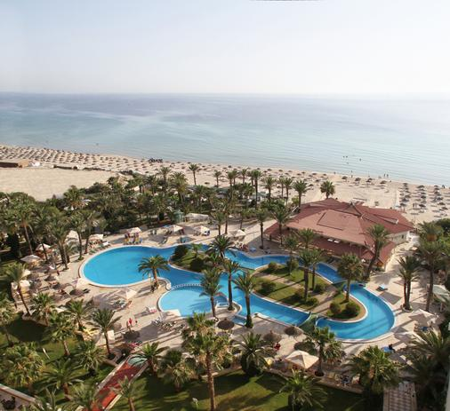 Riadh Palms - Family And Couples Only - Sousse - Pool