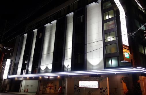 Hotel Candy Hall - Οσάκα - Κτίριο