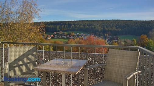 Hotel Kammerer - Sankt Georgen im Schwarzwald - Balcony