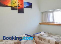 Appartamento Bella Isola - Monte Isola - Yatak Odası