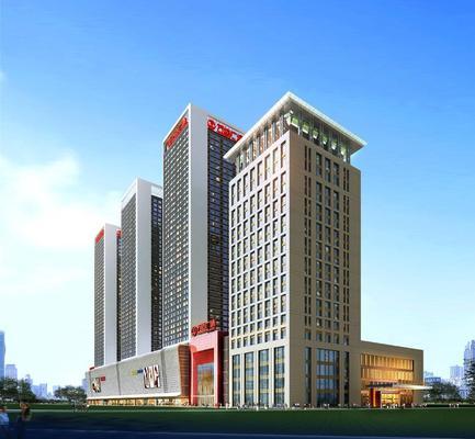 Wanda Vista Shenyang - Shenyang - Κτίριο